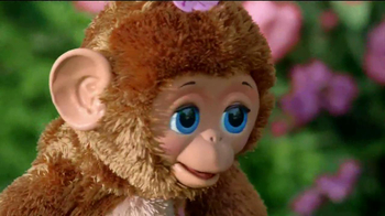 FurReal Friends Cuddles My Giggly Monkey TV Spot - Thumbnail 4