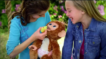 FurReal Friends Cuddles My Giggly Monkey TV Spot - Thumbnail 6