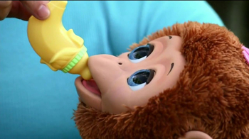 FurReal Friends Cuddles My Giggly Monkey TV Spot - Thumbnail 7