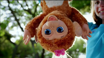 FurReal Friends Cuddles My Giggly Monkey TV Spot - Thumbnail 8
