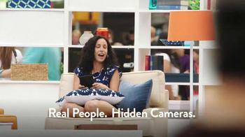 Amazon Kindle Paperwhite TV Spot, 'Real People, Genuine Reactions' - Thumbnail 2