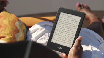 Amazon Kindle Paperwhite TV Spot, 'Real People, Genuine Reactions' - Thumbnail 8