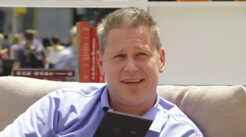 Amazon Kindle Paperwhite TV Spot, 'Real People, Genuine Reactions' - Thumbnail 9
