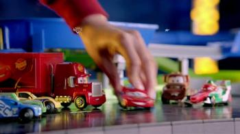 Disney Pixar Cars Stunt Racers Double Decker Speedway TV Spot - Thumbnail 1