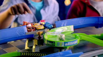 Disney Pixar Cars Stunt Racers Double Decker Speedway TV Spot - Thumbnail 8