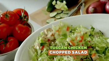 Subway Tuscan Chicken Melt TV Spot, 'Fall In Love' - Thumbnail 5
