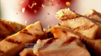 Subway Tuscan Chicken Melt TV Spot, 'Fall In Love' - Thumbnail 6