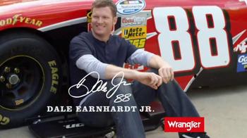 Wrangler U-Shaped Jeans TV Spot Featuring Dale Earnhardt, Jr. - Thumbnail 4
