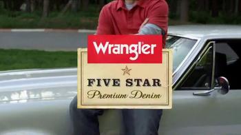 Wrangler U-Shaped Jeans TV Spot Featuring Dale Earnhardt, Jr. - Thumbnail 5