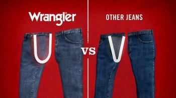Wrangler U-Shaped Jeans TV Spot Featuring Dale Earnhardt, Jr. - Thumbnail 6