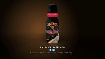 Baileys Creme Brulee Coffee Creamer TV Spot - Thumbnail 7