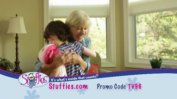Stuffies TV Spot, 'Dear Grandma' - Thumbnail 6