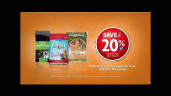 PetSmart Fall Savings Sale TV Spot, 'Get in on the Fun' - Thumbnail 10