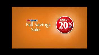 PetSmart Fall Savings Sale TV Spot, 'Get in on the Fun' - Thumbnail 6