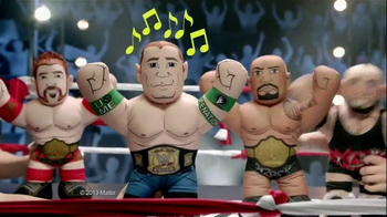 WWE Championship Brawlin Buddies TV Spot Featuring Brodus Clay