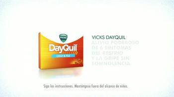 Vicks Dayquil TV Spot Con Drew Brees [Spanish] - Thumbnail 5