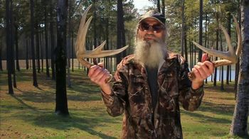 Buck Commander Black Rack TV Spot Featuring Si Robertson - 32 commercial airings