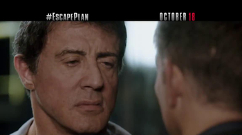 Escape Plan - 1314 commercial airings