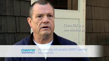Chantix TV Spot, 'Mike'