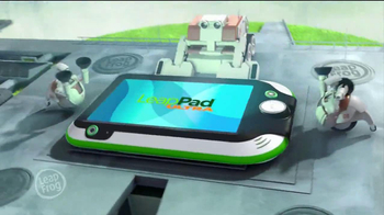 Leap Frog LeapPad Ultra TV Spot, \'Factory\'