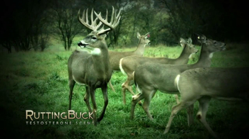 ConQuest Scents Rutting Buck TV Spot