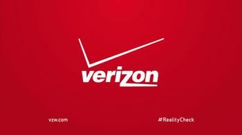 Verizon LG G2 TV Spot, 'Reality Check' - Thumbnail 8