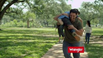 Wrangler Five-Star Premium Jeans TV Spot Featuring Dale Earnhardt, Jr. - Thumbnail 1