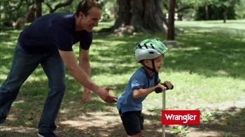 Wrangler Five-Star Premium Jeans TV Spot Featuring Dale Earnhardt, Jr. - Thumbnail 3