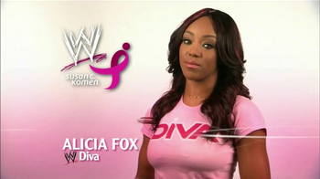 Susan G. Komen for the Cure TV Spot Featuring John Cena, Alicia Fox, Layla - Thumbnail 1