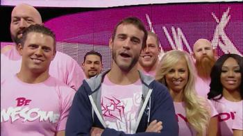 Susan G. Komen for the Cure TV Spot Featuring John Cena, Alicia Fox, Layla - Thumbnail 4