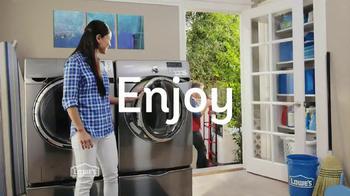 Lowe's TV Spot, 'Laundry Soap Overload' - Thumbnail 8