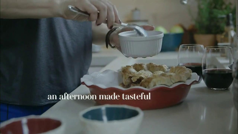 Target TV Commercial, 'Baking a Pie'