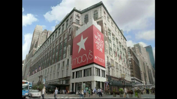 Macy's TV Spot Featuring Jessica Simpson - Thumbnail 1