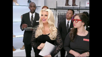 Macy's TV Spot Featuring Jessica Simpson - 300 commercial airings