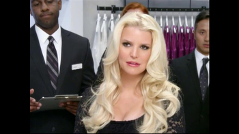 Macy's TV Spot Featuring Jessica Simpson - Thumbnail 7