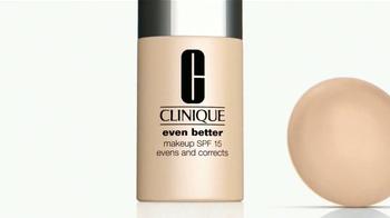 Clinique Even Better Makeup TV Spot, 'Huevo' [Spanish] - Thumbnail 3