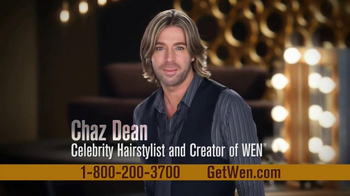 Wen Hair Care By Chaz Dean TV Spot, 'Healthy All-in-One' - Thumbnail 3
