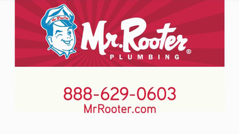 Mr. Rooter Plumbing TV Spot, 'New Home' - Thumbnail 7