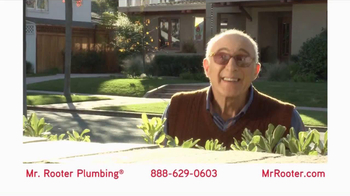 Mr. Rooter Plumbing TV Spot, 'New Home'