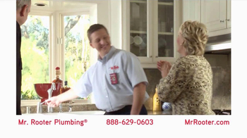 Mr. Rooter Plumbing TV Spot, 'New Home' - Thumbnail 5
