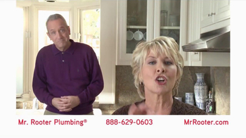Mr. Rooter Plumbing TV Spot, 'New Home' - Thumbnail 6