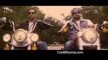Credit Karma TV Spot, \'Bikers\'