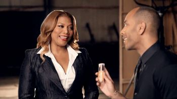 CoverGirl beautyQ TV Spot Featuring Queen Latifah and Sam Fine - 54 commercial airings