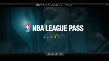 NBA League Pass TV Spot, 'New Season' - Thumbnail 1
