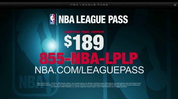 NBA League Pass TV Spot, 'New Season' - Thumbnail 10