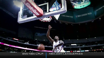 NBA League Pass TV Spot, 'New Season' - Thumbnail 3
