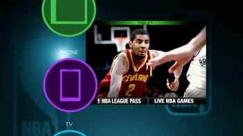 NBA League Pass TV Spot, 'New Season' - Thumbnail 6