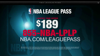 NBA League Pass TV Spot, 'New Season' - Thumbnail 9