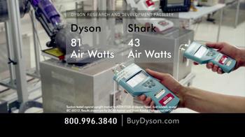 Dyson DC40 Animal TV Spot, 'Refuse to Settle' - Thumbnail 3