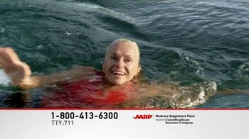 AARP Healthcare Options Medicare Supplement Plans TV Spot 'Swimming'
